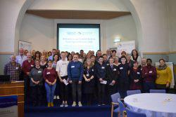 Group photo of fostering conference at Tweed Horizons