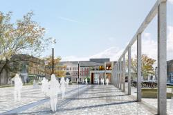 Galashiels masterplan
