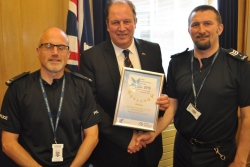 Scottish Safer Communities Award