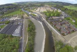 Selkirk Flood Protection Scheme