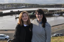 Eyemouth teenager up for national award thanks to Resilient Communities initiative