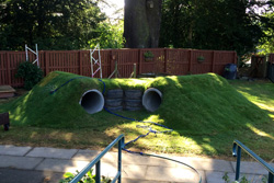 Improved outdoor area at Wilton Primary, Hawick